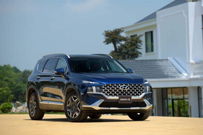 Hyundai New Santafe 2021